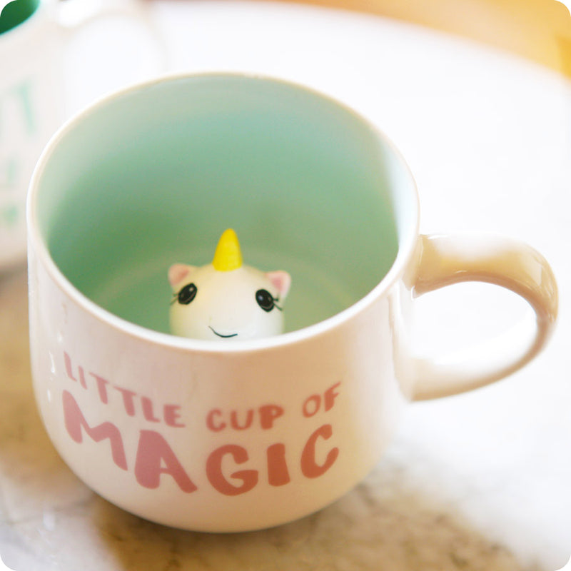 Tasse Kawaii Licorne - Little Cup of Magic | Moshi Moshi Paris