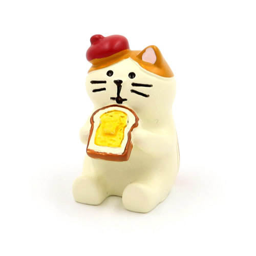 Mini Figurine - Chat Toast