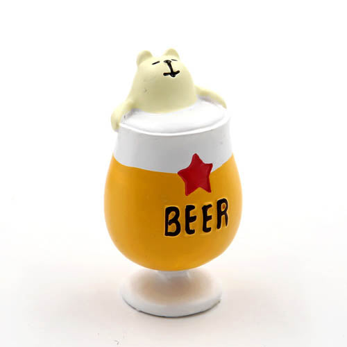 Mini Figurine - Ours Beer