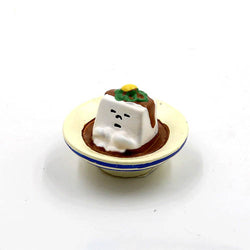 Mini Figurine - Tofu Bowl