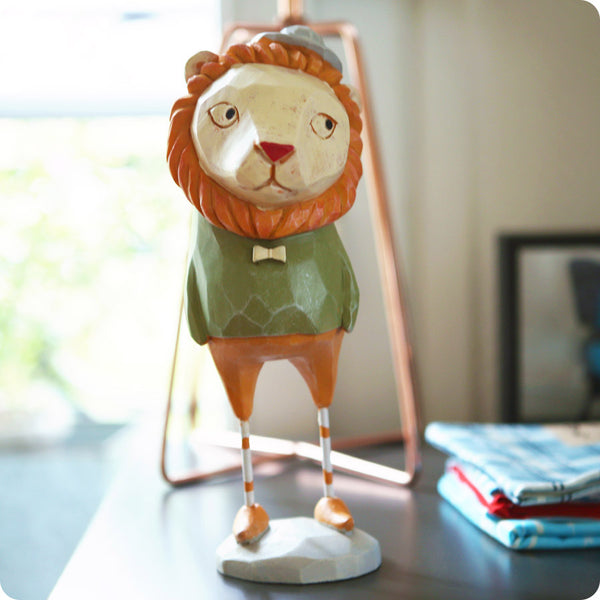Statuette Mr. LION XL
