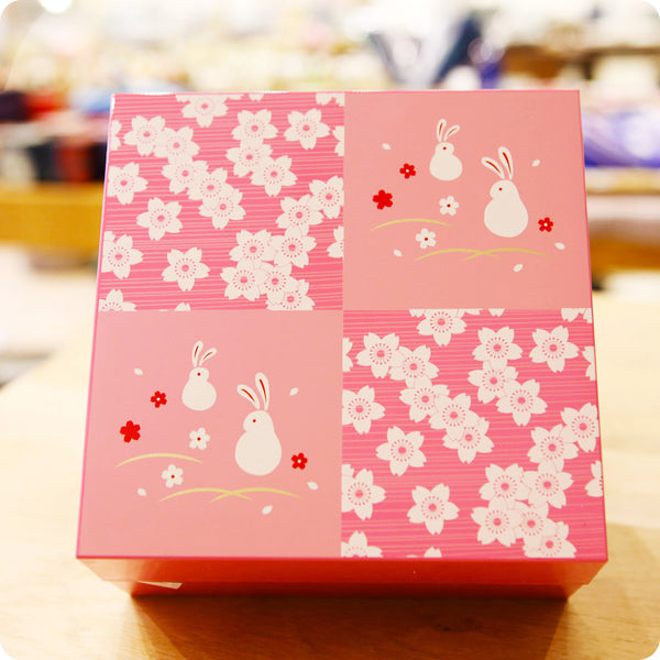 Bento box Carré Hanami - Nouvel An | Moshi Moshi Paris 1er