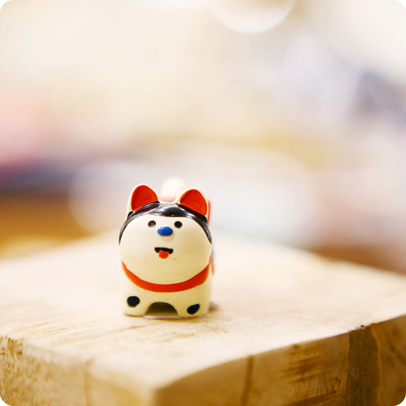 Mini Figurine - Inu Hariko