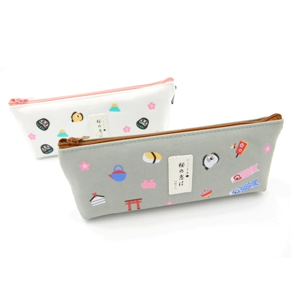 TROUSSE SAKURA WHITE