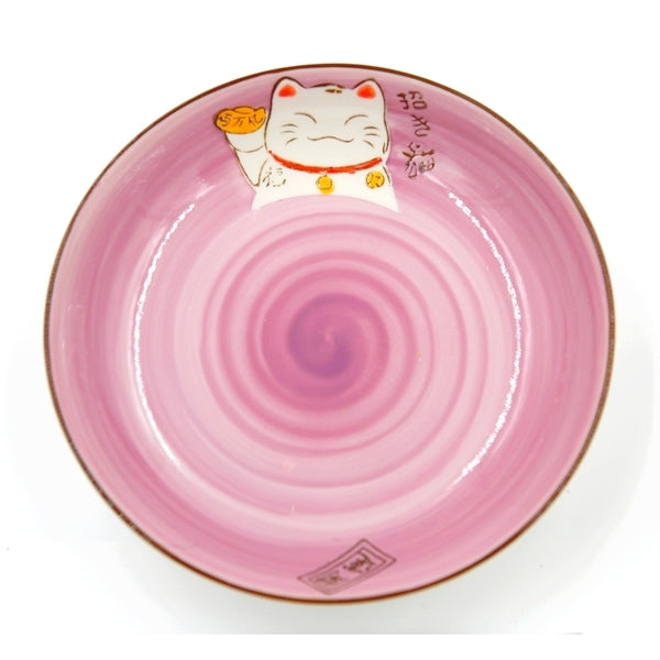 ASSIETTE MANEKO PURPLE M