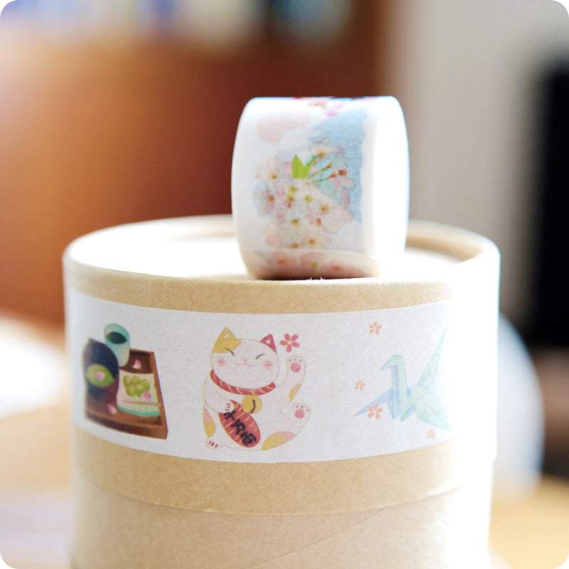 Masking tape Kawaii - Japon | Moshi Moshi Paris