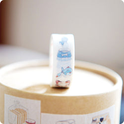 Masking Tape Chat Player - Kawaii | Moshi Moshi