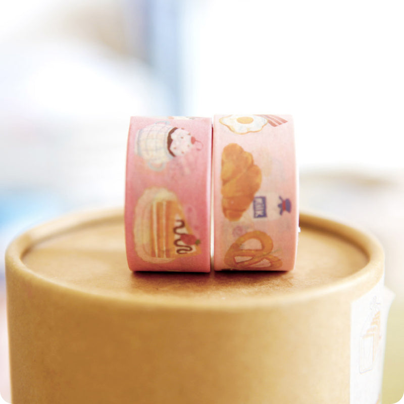 Washi Tape Kawaii - Breakfast | Moshi Moshi Paris