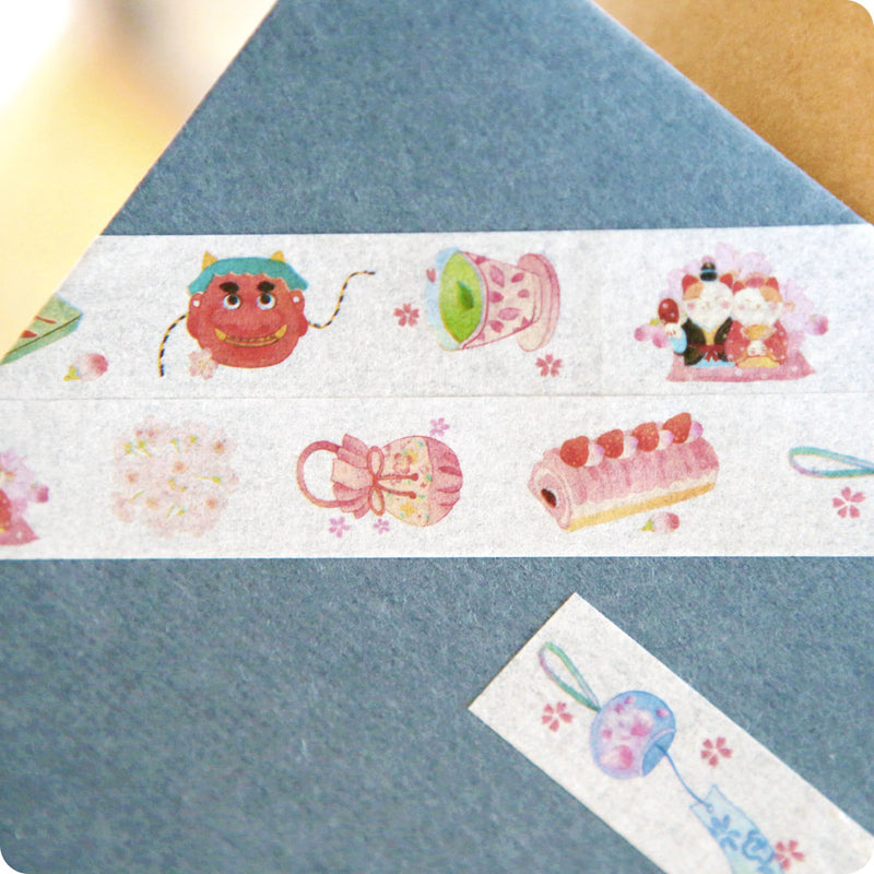 Masking Tape Japan - Carillon | Moshi Moshi Paris