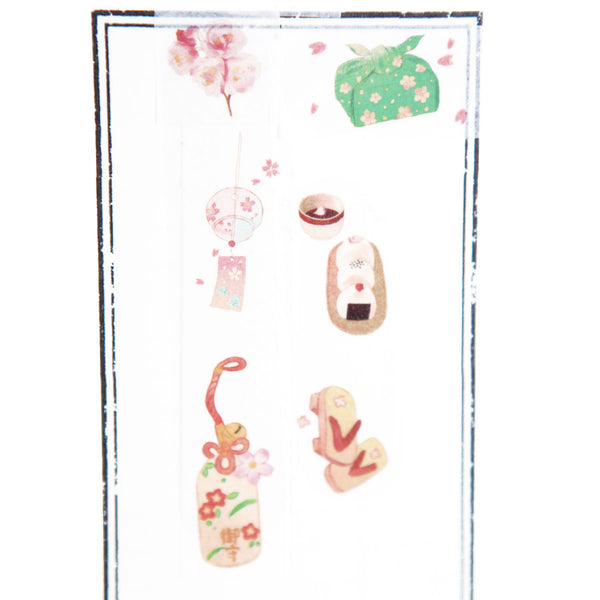 Masking Tape Japan - Kokeshi Kawaii | Moshi Moshi Paris