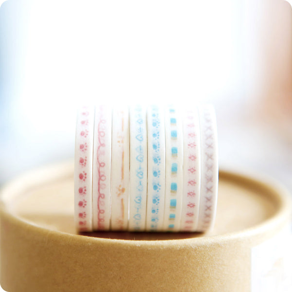 Masking Tape Graphique | Moshi Moshi Paris
