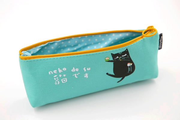 TROUSSE CHAT - NEKO GREEN