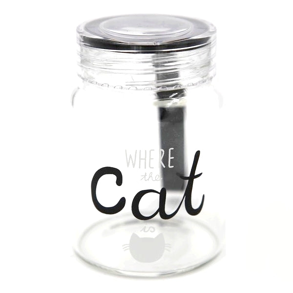 Gourde - Pot à épice Cat 04, 260ML