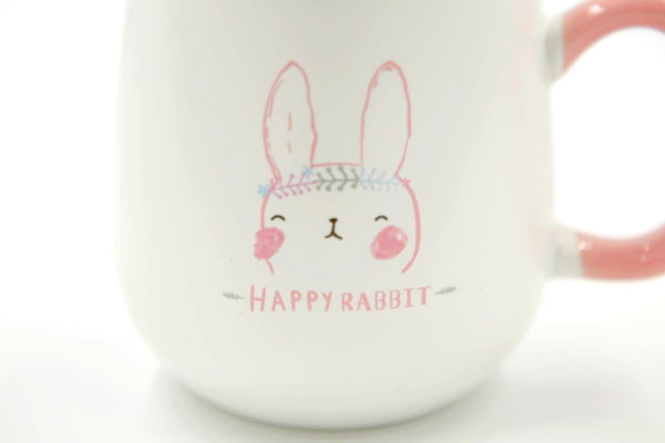 Tasse Lapin Usagi Happy Rabbit - Kawaii et design | Moshi Moshi