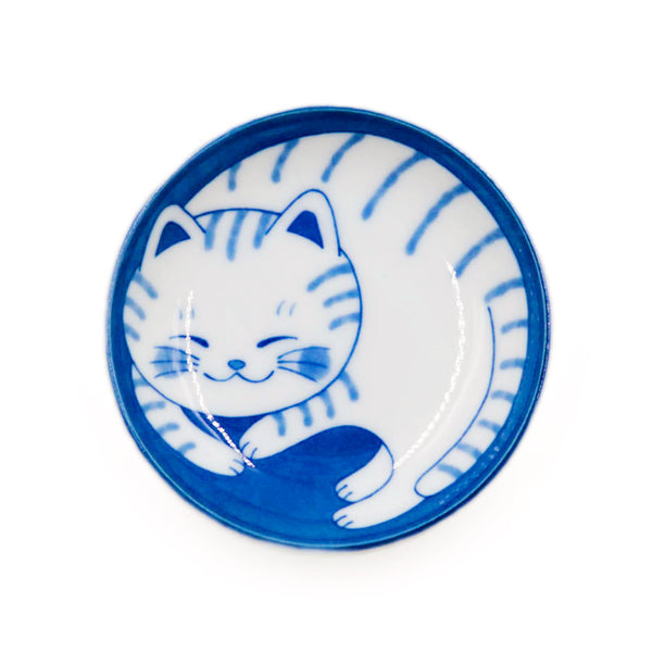 Coupelle Japonaise Chat Nekobura - Smile | Moshi Moshi Paris
