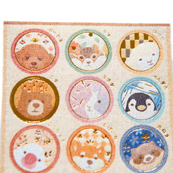 Stickers Japonais - Animaux | Moshi Moshi Paris