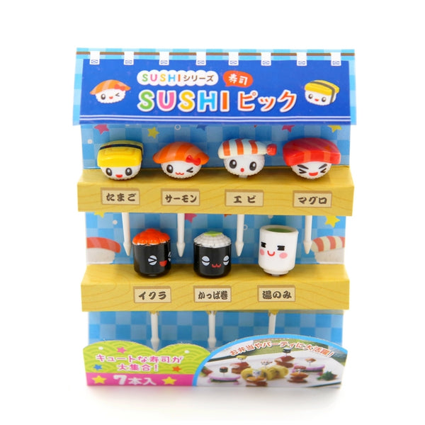 Pique Bento Box - Sushi Kawaii | Moshi Moshi Paris Japon