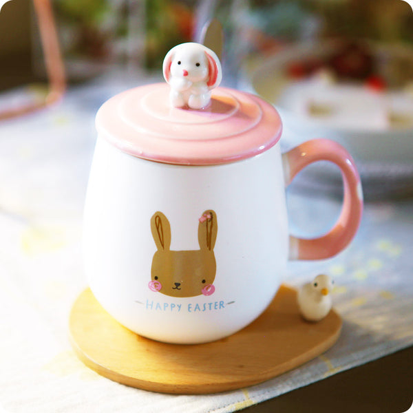 Tasse Lapin - Happy Easter