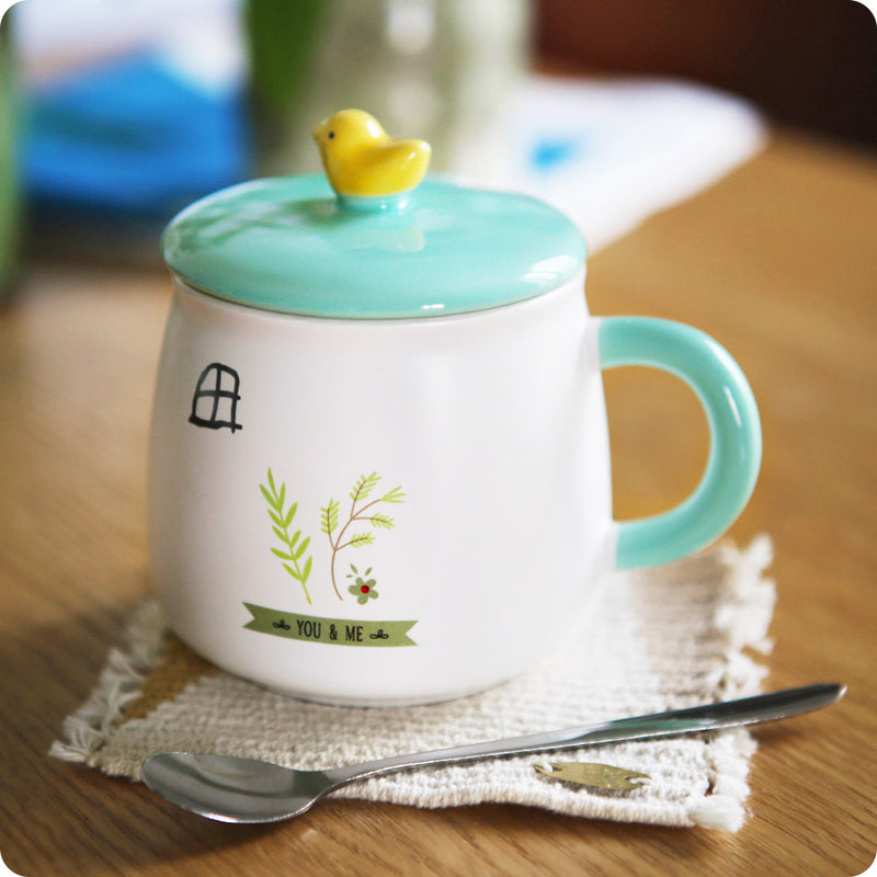 Tasse Chick Poussin Embout - Kawaii et Design | Moshi Moshi