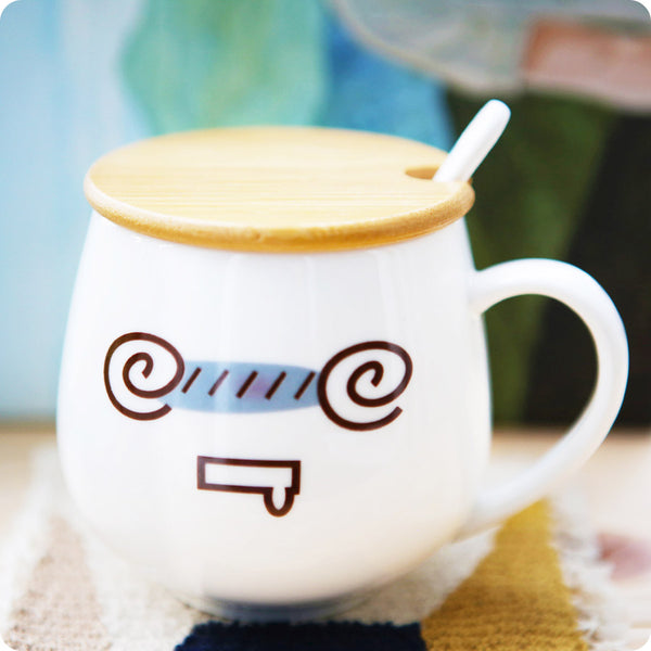 Tasse Emoji Thristy - Kawaii, Fun et Design | Moshi Moshi Paris