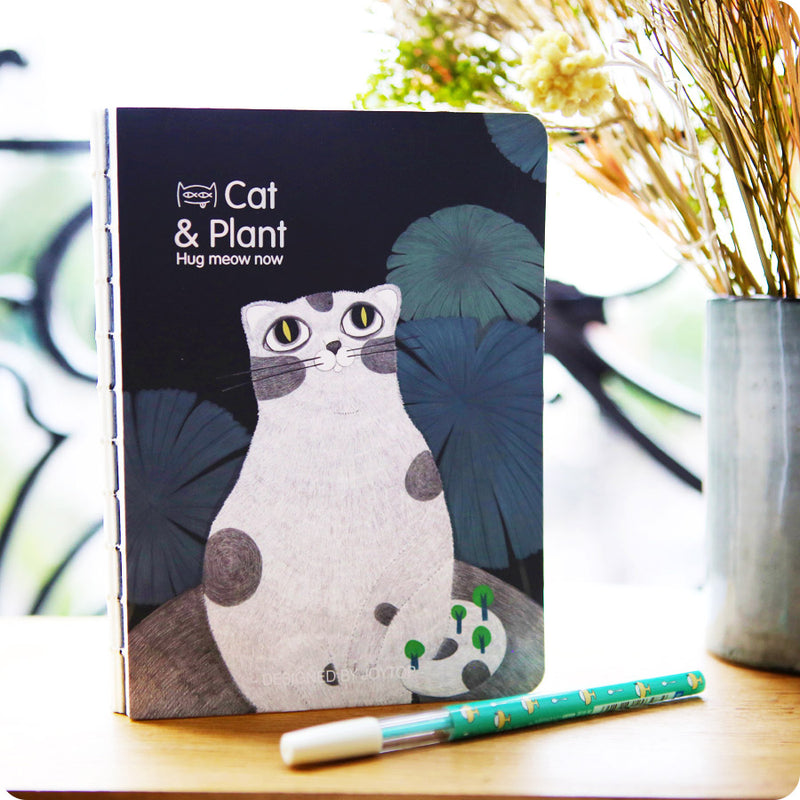 Carnet Kawaii Chat - Moshi Moshi Papeterie Paris Japon