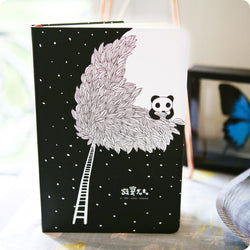 Carnet Panda Up Tree - Kawaii et Design