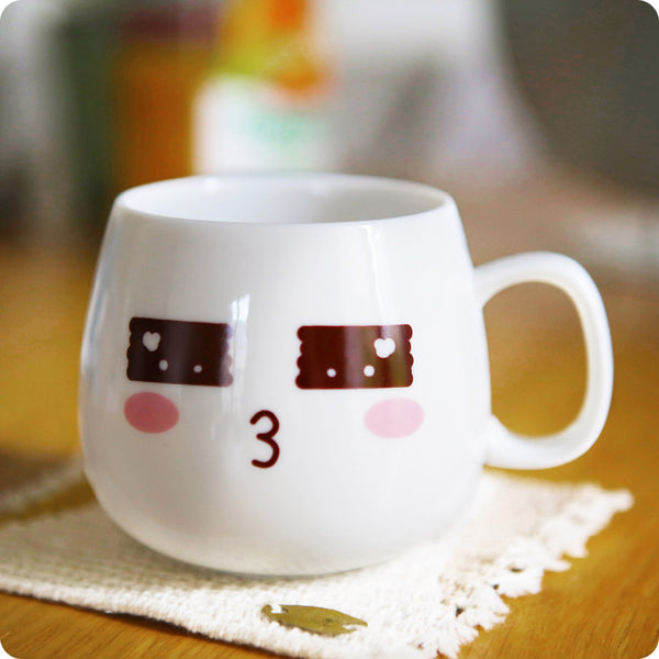 Tasse Emoji Cookie - Kawaii, Fun et Design | Moshi Moshi Paris