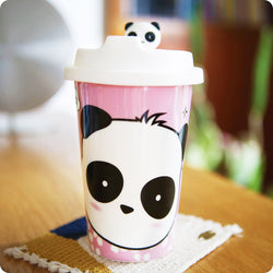 Tasse Rose Panda - Kawaii et Fun | Moshi Moshi Paris