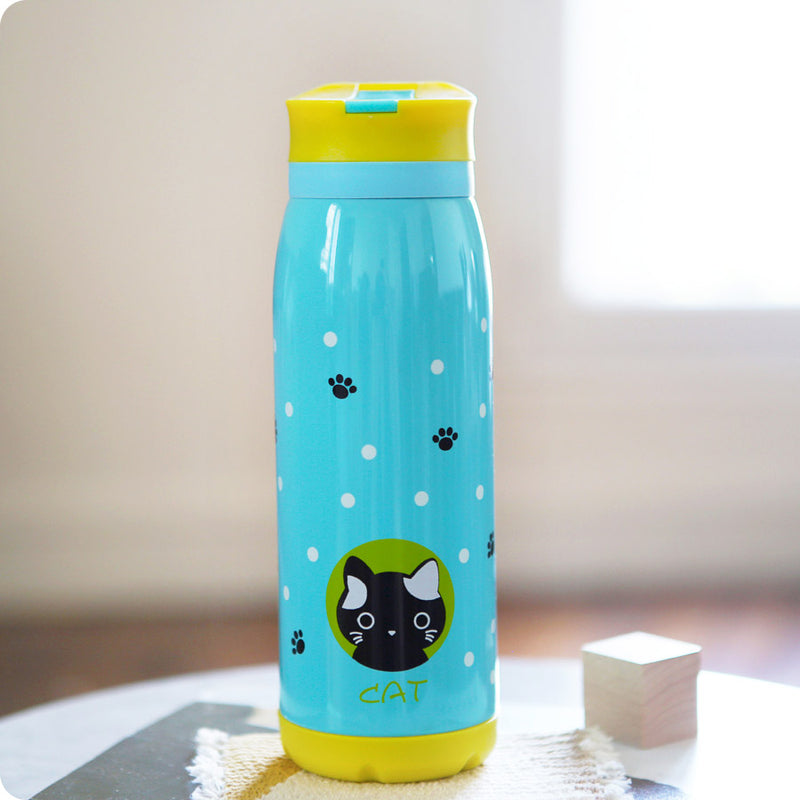 bouteille isotherme kawaii Ours - Thermos kawaii Animaux