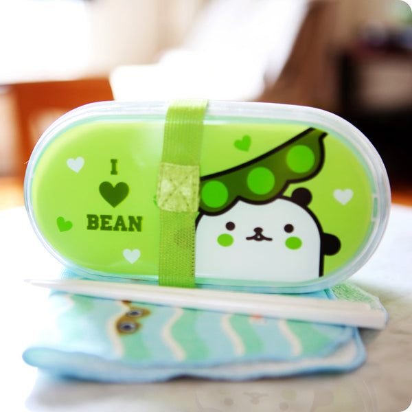 Bento box kawaii - Panda | Lunch Box
