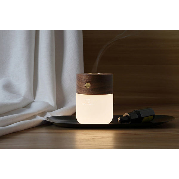 Lampe Smart Diffuseur - Gingko | Moshi Moshi Paris