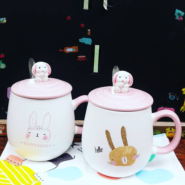 Tasse Lapin Usagi Rabbit - Kawaii et design | Moshi Moshi Paris