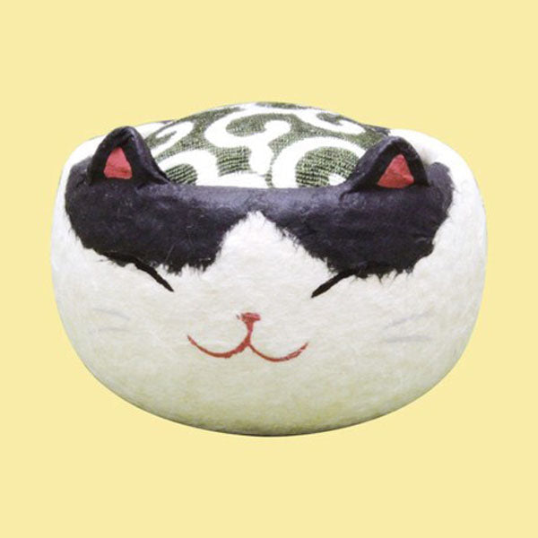 Pelote Epingle Chat Noir - Japon | Moshi Moshi Paris