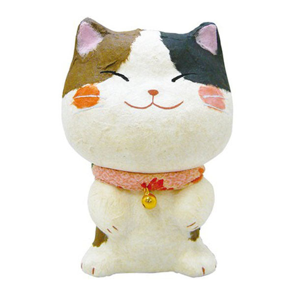 Chat Papier Mache Japonais - Kawaii | Moshi Moshi Paris
