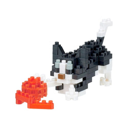 Nanoblock Playing Cat