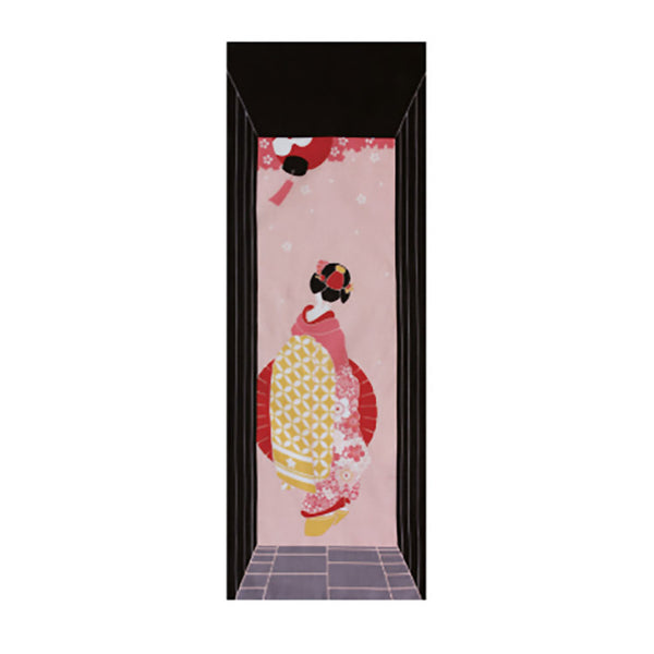 Tenugui Geisha - Made in Japan | Moshi Moshi Paris