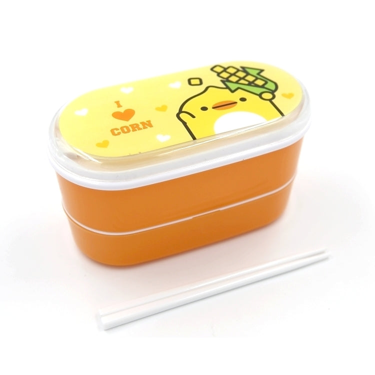 Bento box kawaii - Poussin - mais | Lunch Box