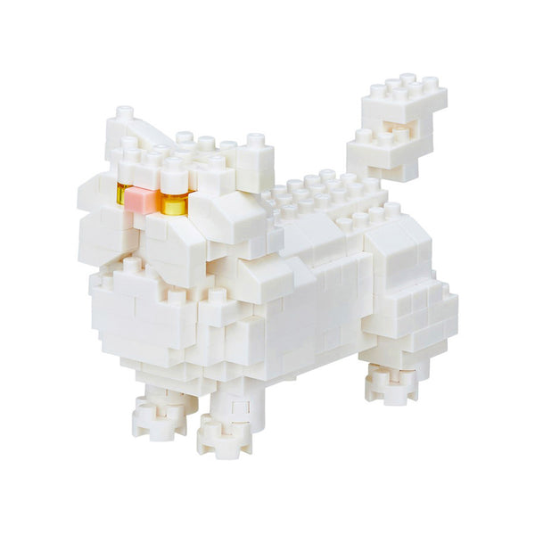 Nanoblock Persan - Cat Breed | Moshi Moshi