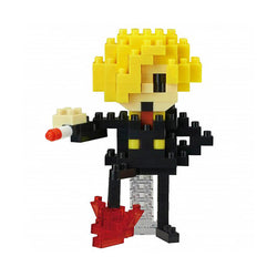 Nanoblock One Piece Sanji | Moshi Moshi Boutique Paris