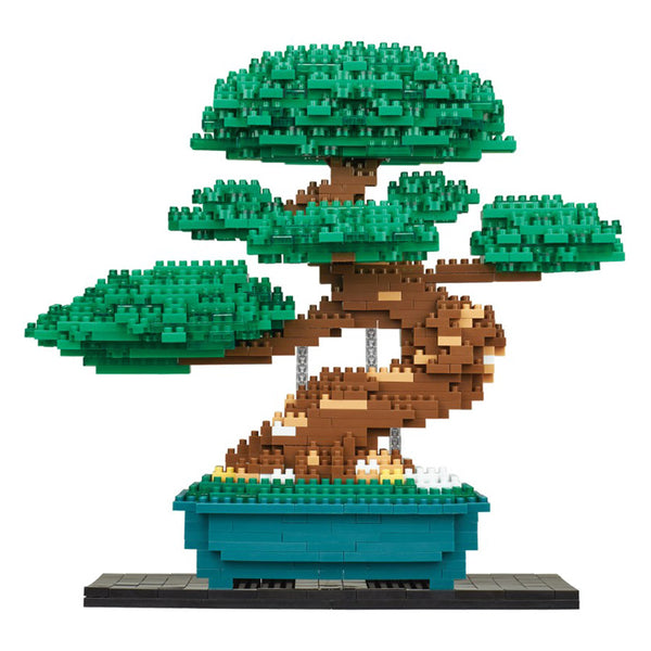 Nanoblock Bonsai - Deluxe Edition | Moshi Moshi Paris Japon