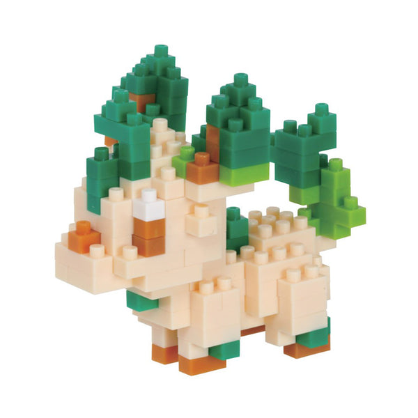 Nanoblock Pokemon Phyllali - Moshi Moshi Paris Boutique