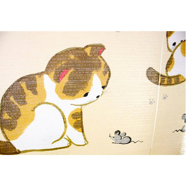 Noren Rideau Japonais Chat - Happy Lucky Cat | Moshi Moshi