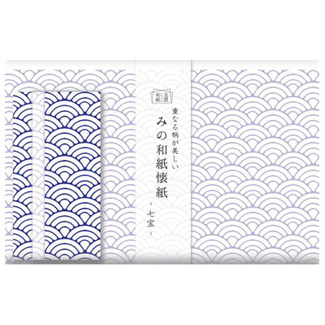Papier Japonais Traditionnel - La Vague | Moshi Moshi Paris