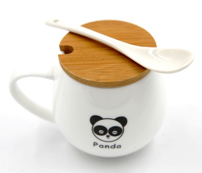 Tasse Panda Emoji, Love - Kawaii et Fun | Moshi Moshi Paris