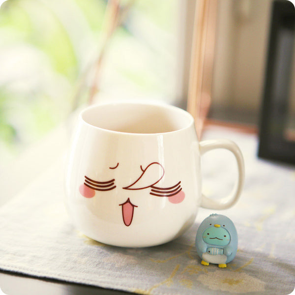 Tasse Emoji Olala - Kawaii, Fun et Design | Moshi Moshi Paris