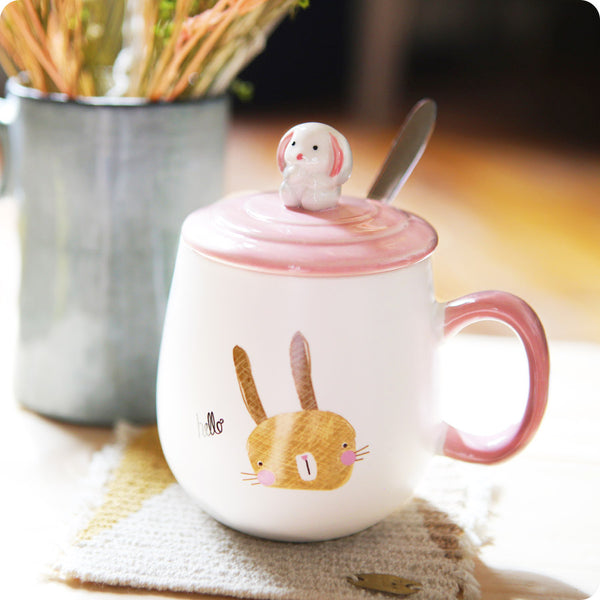 tTasse Lapin Usagi Rabbit - Kawaii et design | Moshi Moshi Paris