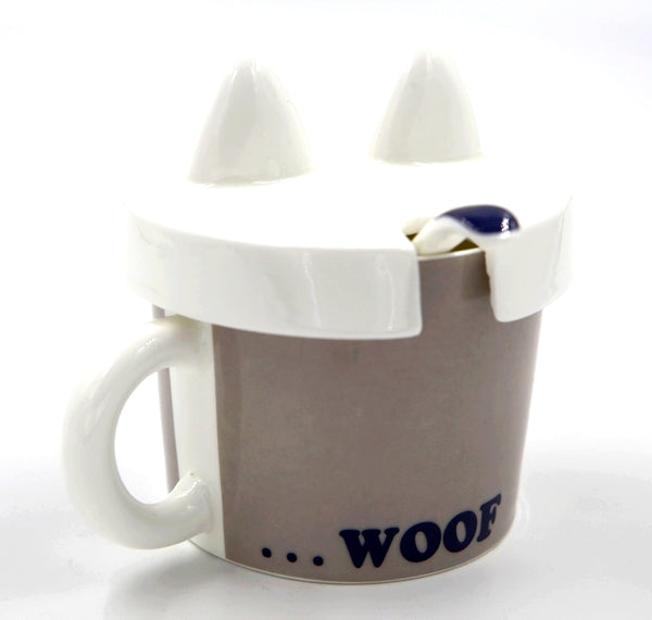 Tasse Woof Animaux - Kawaii et Fun | Moshi Moshi Paris