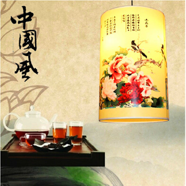 CHINESE STYLE TUBULAR LANTERN - WeShop Singapore
