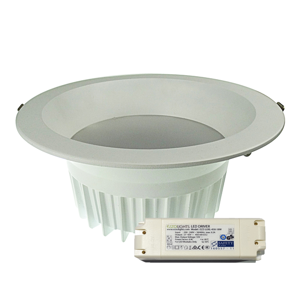 AGRA LUXLIGHTS ROUND DEEP RECESSED LED DOWNLIGHT - WeShop Singapore