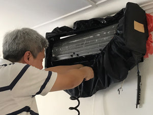 AirCon Complete Overhaul Chemical Cleaning - WeShop Singapore